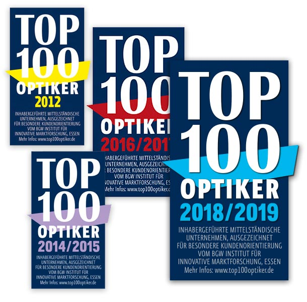 TOP 100 Optiker Optik Bremer